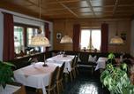 Location vacances Reit im Winkl - Gästehaus Annemarie-4