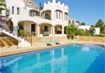 Location vacances Gata de Gorgos - villa in xábia
