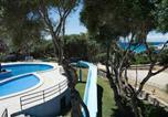 Hôtel Cala en Forcat - Caleta Playa-1