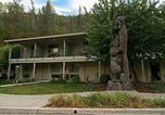Hôtel Fish Camp - Cedar Lodge-1