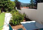Hôtel Los Masos - Au pied du Canigou- Chambre d'hôtes Bleue et verte-1