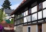 Location vacances Rabenau - Ferienwohnung Zeit-Tor-3