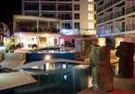 Location vacances Pa Tong - Panoramic city view Apartment at Patong-3