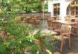 Hôtel Semur-en-Auxois - Hôtel du Lac Le Pari des Gourmets-3