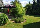 Location vacances Wolfsburg - Little Pearl Ferienhaus am Bernsteinsee-4