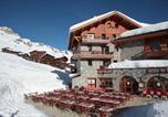 Hôtel 4 étoiles Tignes - Chalets Montana Planton-2