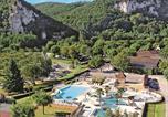 Camping 4 étoiles Saint-Martial-de-Nabirat - Domaine de Soleil Plage-1