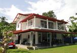 Location vacances Koggala - Villa Jeevitha-1