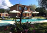 Location vacances Loro Ciuffenna - Villa A Loro Ciuffenna Otto-1