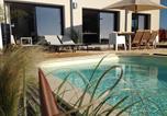 Location vacances Clohars-Carnoët - Villa Lann March Piscine Privée-2