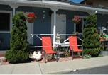 Hôtel Morro Bay - Pleasant Inn-2