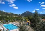 Camping avec WIFI Alpes-de-Haute-Provence - Camping International-1