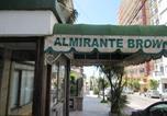 Hôtel Mar del Plata - Hotel Almirante Brown-4