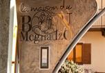 Location vacances Gignod - La Maison Du Bon Megnadzo-2