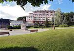 Hôtel Hradčovice - Lazensky hotel Palace-2
