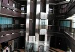 Hôtel Albacete - Beatriz Albacete-3