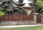 Location vacances Gyomaendrőd - Kuliga Vendégház-2