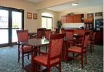 Hôtel Burlington - Comfort Inn & Suites South Burlington-4