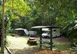 Villages vacances Montville - Mapleton Cabins & Caravan Park-4