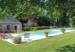 Location vacances Ceton - Studio Holiday Home in Tuffe-3