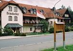 Hôtel Bad Steben - Braukeller-2
