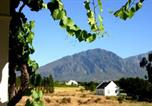 Hôtel Tulbagh - Manley Wine Lodge-2