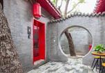 Location vacances Beijing - Beijing Jiu Boutique Courtyard-1