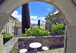 Location vacances Cabrières-d'Avignon - Villa in Les Imberts, Nr Gordes-4