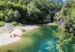 Camping en Bord de rivière Millau - Camping La Blaquière-1