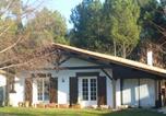 Location vacances Uza - La Villa Fleurie - Contis Plage-1