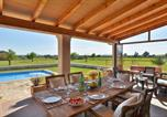Location vacances Inca - Holiday in Mallorca Family Finca with Pool-1