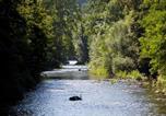 Camping  Acceptant les animaux Aveyron - Camping Qualité le Val de Saures-1