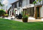 Location vacances Ygos-Saint-Saturnin - Holiday Home Route de Chinan-4
