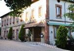 Hôtel Chamborigaud - Lou Cante Perdrix-1