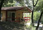 Camping avec Piscine couverte / chauffée Allègre-les-Fumades - Camping La Croix Clémentine-4