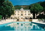 Location vacances Montbrun-les-Bains - Au Château Provencal-1