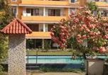 Location vacances  Inde - Holiday Apartment in Miramar-4