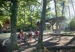 Camping avec Piscine Allonnes - Camping Huttopia Rillé-3