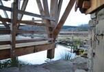 Location vacances Couches - Les cabanes des Fontaines-1