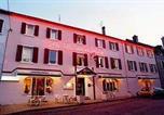 Hôtel Banassac - Citotel Hotel Le Commerce-1