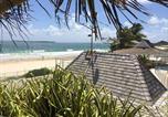 Location vacances Cul-de-Sac - Orient Beach Waterfront Oceanview Studios-4