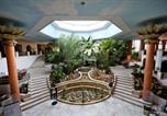 Hôtel Douz - Palm Beach Palace Tozeur-1