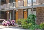 Hôtel Sutton - Red Cedars Motel-4