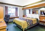 Hôtel Cottonwood Heights - Super 8 Midvale-4