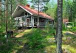 Location vacances Joensuu - Ferienhaus mit Sauna (089)-1