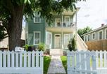 Location vacances Galveston - Victorian Charm By The Gulf-1