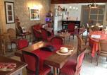 Hôtel Les Verchers-sur-Layon - Manoir de la Tête Rouge-3
