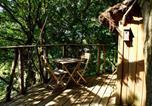 Location vacances La Mézière - Cabanes dans les Arbres du Manoir de l'Alleu-4