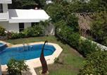 Location vacances  Mexique - Casa Sak-Nah-1