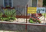 Location vacances Szolnok - Ida Üdülőház-3